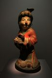 Korea Wood Antique Puppet Royalty Free Stock Photography