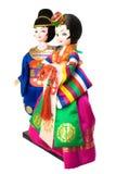 Koreaans huwelijk Royalty-vrije Stock Foto