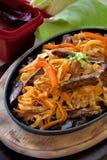 Koreaans lapje vlees Royalty-vrije Stock Afbeelding