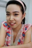 Koreaans meisje Royalty-vrije Stock Afbeelding