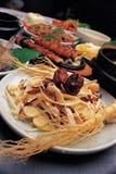 Koreaans Voedsel Stock Fotografie