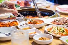 Koreaans Voedsel Stock Foto's