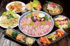 Koreaanse barbecue Royalty-vrije Stock Afbeelding