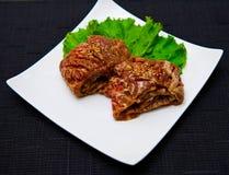 Koreaanse keuken Royalty-vrije Stock Afbeelding
