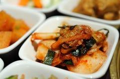 Koreaanse kimchi stock fotografie