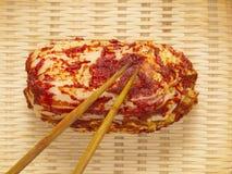 Koreaanse kimchi Royalty-vrije Stock Fotografie