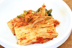 Koreaanse kimchi royalty-vrije stock afbeelding