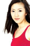 Koreaanse vrouw Royalty-vrije Stock Fotografie