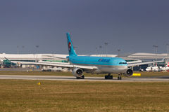 Korean Air Photographie stock
