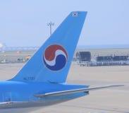 Korean air Royalty Free Stock Image