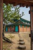 Korean Anglican church Stock Photos