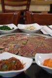 Korean barbecue Royalty Free Stock Photo