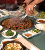 Korean barbecue 2 Stock Photos