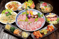 Korean barbecue Royalty Free Stock Image