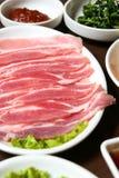 Korean Barbecue Stock Image
