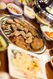 Korean barbecue Stock Images