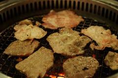 Korean barbecue Yakiniku Stock Images
