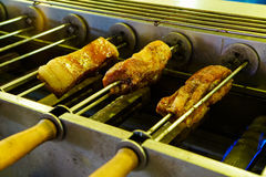 Korean Barbeque Royalty Free Stock Photo