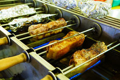 Korean Barbeque Royalty Free Stock Photo