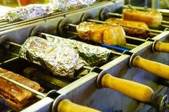 Korean Barbeque Stock Photos