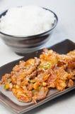 Korean beef barbeque Stock Photos