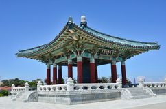 Korean Bell of Friendship Royalty Free Stock Image