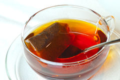 Korean black tea 2 stock photography