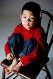 Korean Boy Royalty Free Stock Image