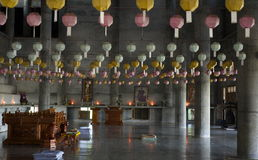 Korean Buddhist Temple Stock Images