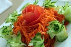 Korean carrot Royalty Free Stock Photo