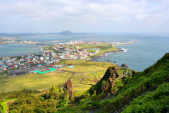 Korean Cheju Island Stock Images