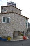 Korean country house Stock Photography