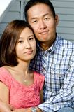 Korean couple Stock Photography