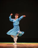 Korean Dance: Arirang Stock Photography