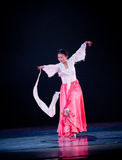 Korean dance Stock Photography