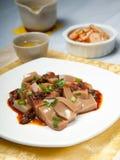 Korean delicacy. Stock Image