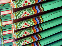 Korean Design Stock Photo