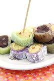 Korean Dessert. Royalty Free Stock Image