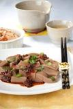 Korean dish made from acorns. Stock Photo