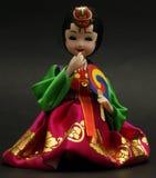 Korean doll Stock Image