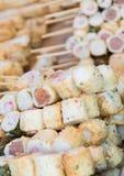 Korean Fast Food Royalty Free Stock Images