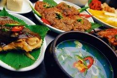 Korean Food Royalty Free Stock Photo
