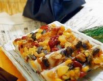 Korean Food Royalty Free Stock Photos