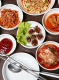 Korean food Stock Photos