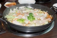 Korean food. Is good for health Korean food Royalty Free Stock Photo