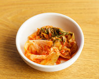 Korean food, kim chi Stock Photography