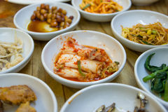 Korean food Kimchi Royalty Free Stock Image
