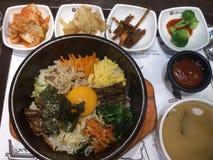 Korean food Stock Images