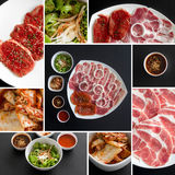 Korean food Stock Image