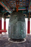 Korean Friendship Bell Stock Image